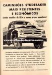 Propaganda Studebaker Pick-Up 1954