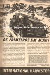 Propaganda International Harvester Segunda Guerra Mundial 1942